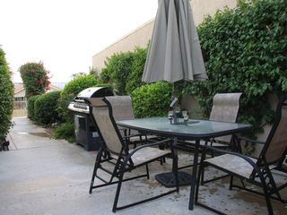 Palm Desert condo photo - Outdoor dining