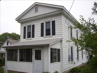 Colonial Beach house photo - Great in-town location steps to beach, pier, restaurants and shops.