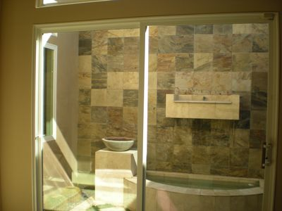 La Quinta house rental - Atrium waterfall