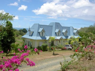 Tobago villa rental