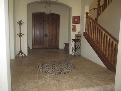 Main Entry way