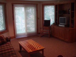 Jay Peak condo photo - downstairs family area
