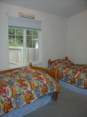 Bodega Bay house photo - Twin Beds W/ View of Bodega Dunes Campground