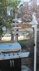 Sanibel Island condo photo - grill area