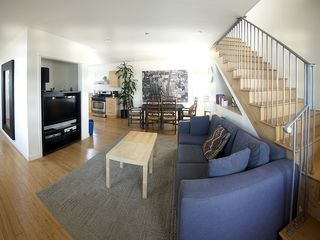 Venice Beach townhome photo - Living room