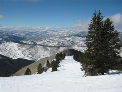 Fabulous, Breathtaking Vail Mountain