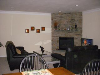 Lincoln townhome photo - Gas fireplace in Livingroom.