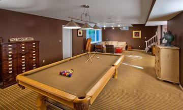 billards room