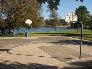 Full Basketball Court - Again 2 minute walk! - Willis house vacation rental photo