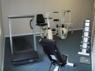 Windy Hill condo photo - Exercise room located in the Activities Room - for those wanting to stay fit!