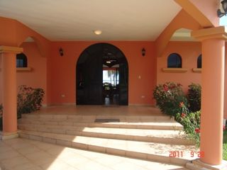 Playa Las Lajas house photo - Your back entrance