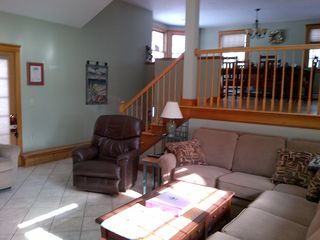 Saco house photo - Family Room seating