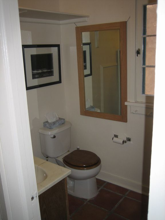 Small Bathroom off of the master bedroom