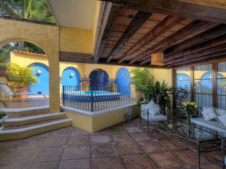 Jacuzzi Area - Puerto Vallarta villa vacation rental photo