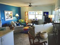 Beachfront Condominium- Recently Completely Remodeled! Beach and sunset views!