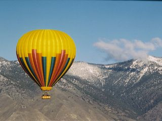 Lake Village townhome photo - Balooning- For a romantic moment or incredible sightseeing!