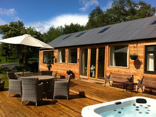 Aberfeldy, Loch Tay and Glen Lyon cottage rental - Oak Cottage