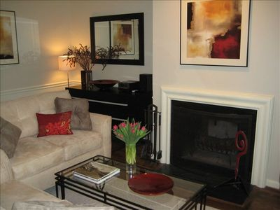 Dupont Circle apartment rental - comfortably furnished