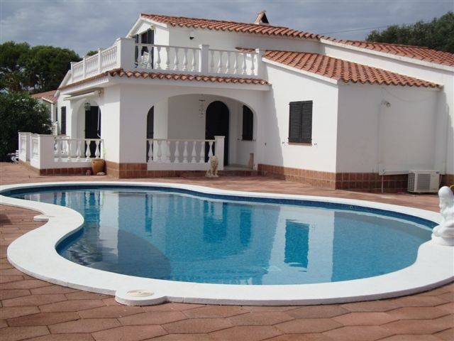 Holiday house, close to the beach, Punta Prima, Balearic Islands