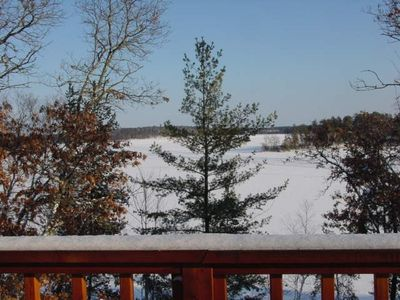 Open Year Round....Winter Wonderland with Great Snowmobiling & X-Country Skiing