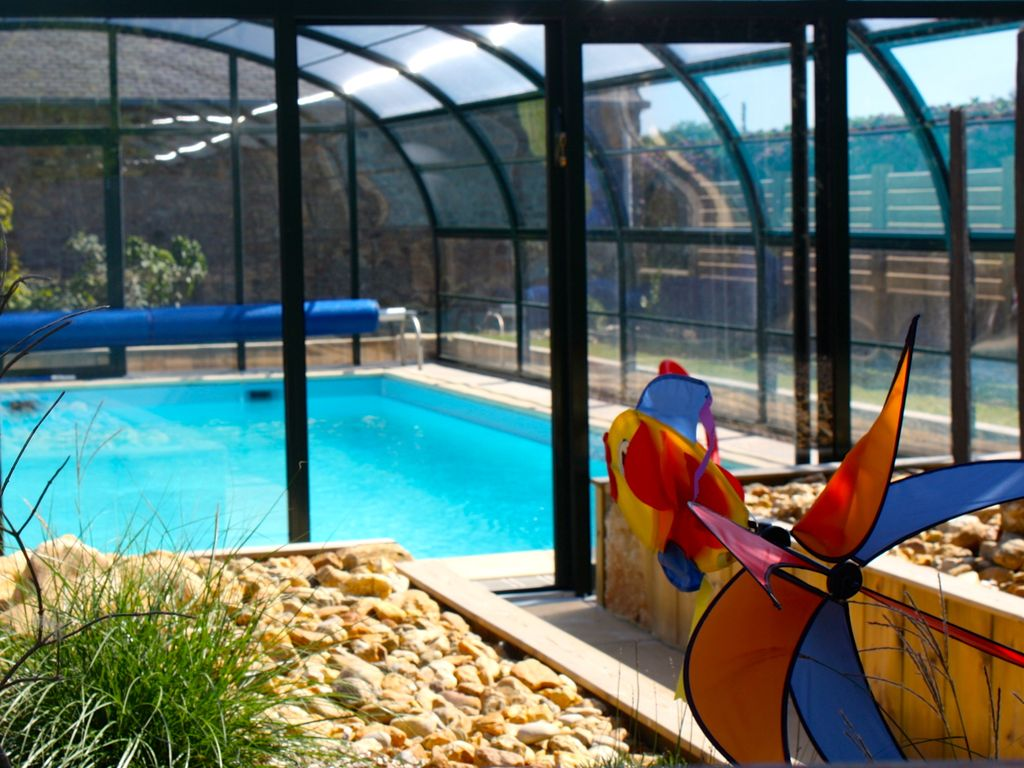 Armor cottage holiday cottages with indoor heated pool - Holiday homes with indoor swimming pool ...