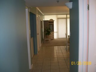 Vacation Homes in Ocean City condo photo - hallway into the bears den