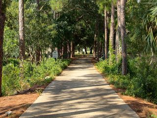 Clermont estate photo - tree-lined bridge over water onto the 62 acre private island..