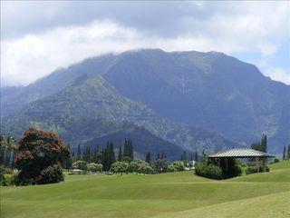 Princeville condo photo - Mountain View from Golf Course