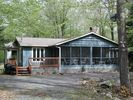Poconos Pines / Lake Naomi house vacation rental photo