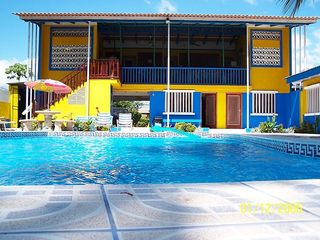 Puntarenas City villa photo - Pool and House