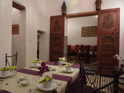 DAR SEFFAH :Your house in the heart of the Fes' Medina