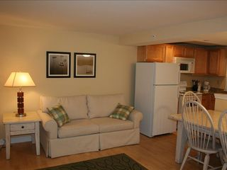 Kennebunkport condo photo - living kitchen
