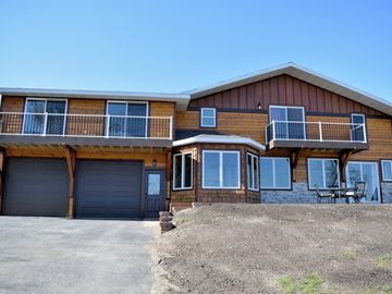 Vergas house rental - Rose Lake home