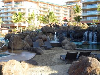 Lahaina condo photo - Pool Area #2