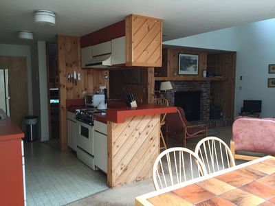 Family oriented condo that sleeps 8 in beds plus kids loft