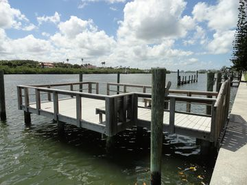 Dock for Fishing