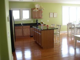 Wildwood Crest condo photo - Kitchen island