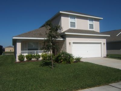 4 Bedroom 3.5 Bathroom Home With Water View in Kissimmee, Florida