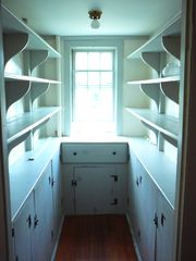 Little Compton farmhouse photo - pantry