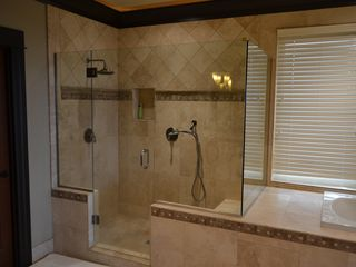 Vancouver house photo - Dual showers in Master bath