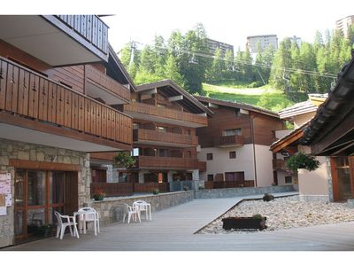 Apartment for 7/8 persons in the Centre of Plagne 1800.