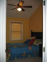 Vacation Homes in Ocean City townhome photo - Bedroom 3 of 3 - Mazatlan
