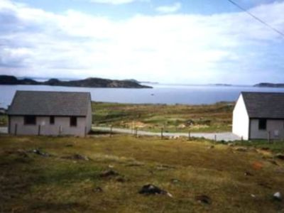 Achiltibiue cottage rental