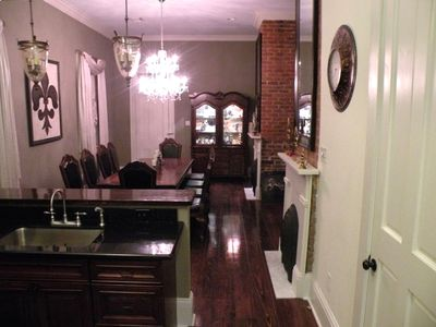 New Orleans house rental
