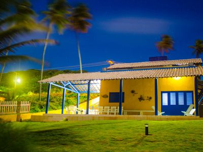 House On Coqueirinho Beach (Beach More Beautiful PB)