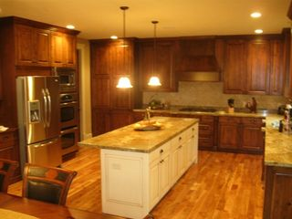 Salt Lake City house photo - Gourmet Kitchen w Granite Counter Tops
