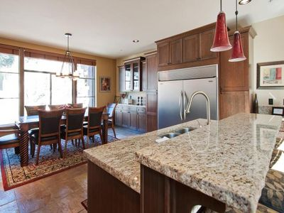 Old Town chalet rental - Georgeous New Construction Deer Valley home right near Old Town Park City