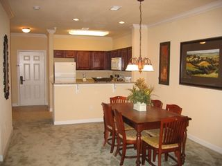 Champions Gate condo photo - Tuscana Resort Kitchen Dining