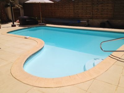 Holiday apartment, 40 square meters , Saint-cyprien-plage