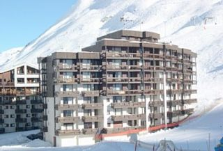 Tignes Val Claret apartment rental - Conveniently situated on the piste